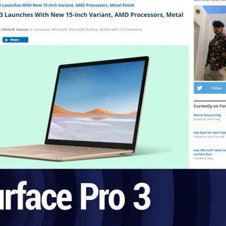 Surface Pro 3 | TWiT Bits