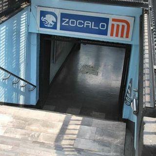 Metro Zócalo cerrará durante concentración de manifestantes