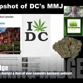 Cannabis Snapshot: DC's MMJ