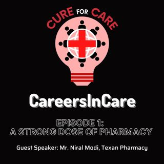 Episode 1 - A Strong Dose of Pharmacy