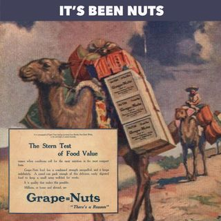 GameStop and Grape-Nuts