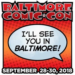 Baltimore Comic Con (2018)