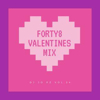 DJ JO PZ Vol. 24 - August 2019 Chinese Valentine's Mixtape
