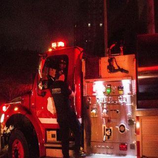 Bomberos controlan incendio