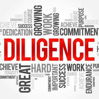 Diligence - Morning Manna #2909