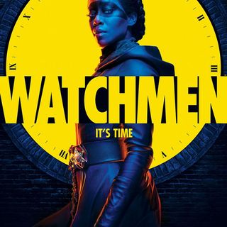 Review: HBO's WATCHMEN!