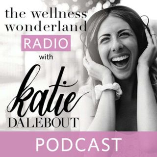 107 | Katie WONDERS No. 006  - March Gratitudes ft. Alexi Wasser, EarthsRoots Teas, Anchor App, Old School Taylor Swift Albums and MY BOOK!