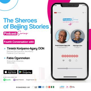In Conversation with Dr. Timiebi Koripamo-Agary, OON & Fabia Ogunmekan