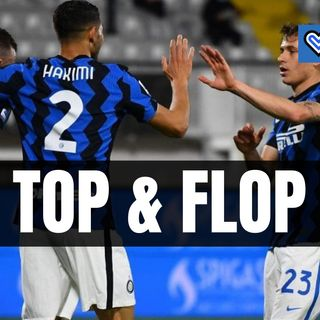 Spezia-Inter, i Top&Flop: votacci per Lukaku e Handanovic