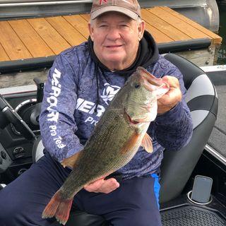 Captain Dale Wilson - Smith Mountain Lake -  November 13,2019