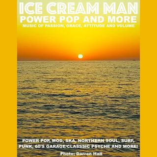 Ice Cream Man Power Pop And More #320