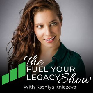 Episode 202: Where Do You Fall On The Spectrum Of Mental Illness? - Kseniya Kniazeva