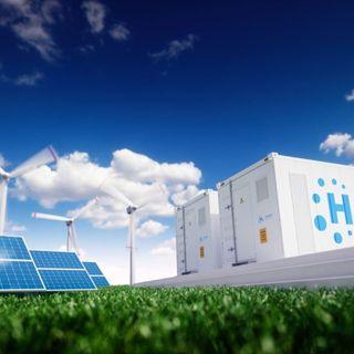 Pila de Hidrógeno e investigación en empresa privada, con Carlos Bernuy | Actualidad y Empleo Ambiental #24