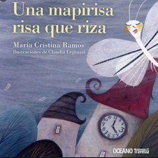 La mapirisa risa que riza, Cuento infantil de Maria Cristina Ramos