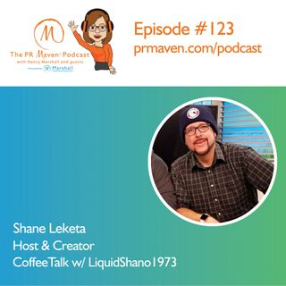Episode123: How to share positivity