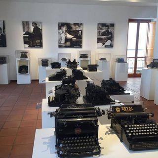 Type writer museum
