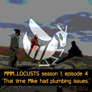 """1.4 """"That time Mike had plumbing issues."""""""