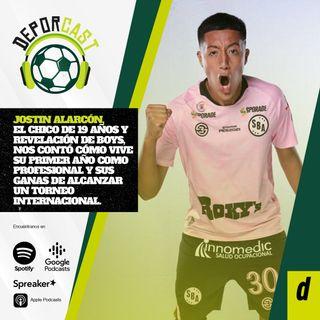 """Jostin Alarcón, la nueva 'joyita' del Sport Boys: """"Me veo parecido en el juego con André Carrillo, él es mi referente"""""""