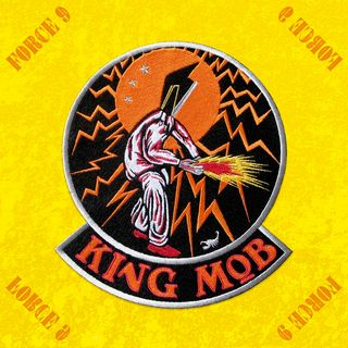 The Rock Show King Mob Force 9 Album Special 16th August 2018