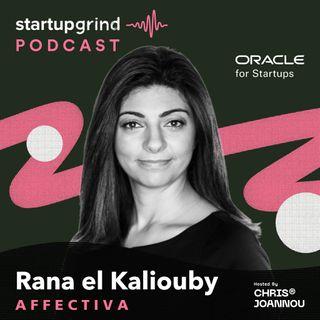 Affectiva - Rana el Kaliouby