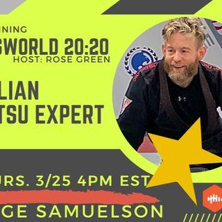 Jiu-Jitsu Brazilian Expert