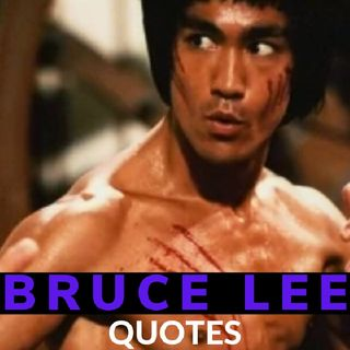BRUCE LEE QUOTES|| LIFE MEDITATIONS || POWERFUL AFFIRMATIONS