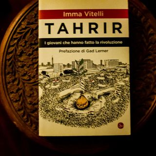 """Tahrir"" by Imma Vitelli, the beginning of the ""Arab Springs"""
