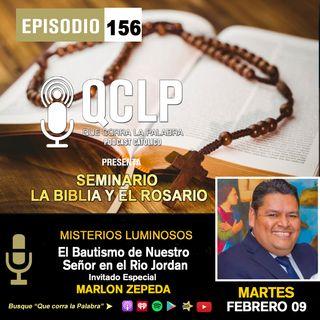 QCLP-1. EL BAUTISMO DE JESUS EN EL RIO JORDAN