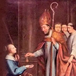 San Germán de Paris, obispo