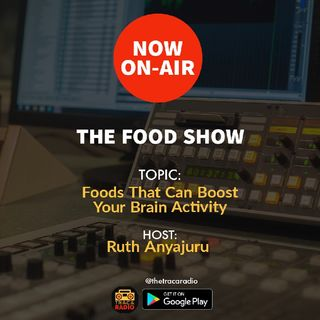 The Food Show (S2e1) - Foods That Boost Brain Activity