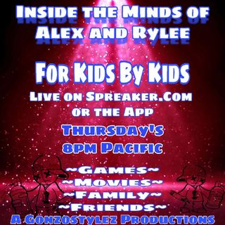 Episode 5 - Inside The Mind Of Alex And Rylee