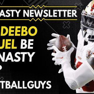 Can Deebo Samuel be a Dynasty WR1? - Dynasty Fantasy Football 2021