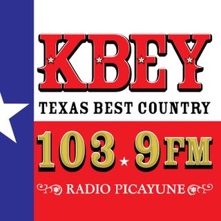 KBEY 103.9 FM Texas Best Country Music