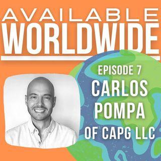 Carlos Pompa of CAPG, LLC