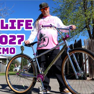 UMP Bikelife Ep. #027 | BDANKONE brought his custom Bullseyecycle X Geronimo Build by the studio!