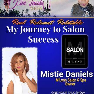 Journey to Salon Success -Mistie Daniels