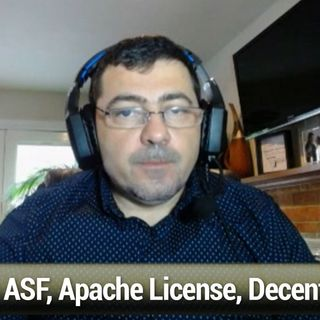 FLOSS Weekly 604: Learning from the Apache Way - ASF, Apache License, Decentralization