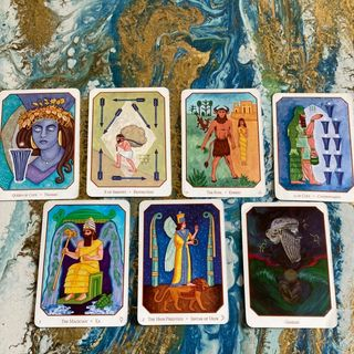 Aries Seven Deadly Sins Reading- Nita Scott Infinite Truthseekers Tarot