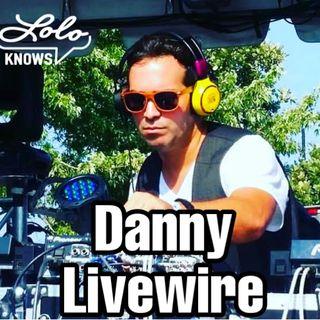 LOLO Knows DJ Mix... Danny Livewire, Kompute Muzik, (Chicago)
