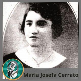 Maya Martín con María Josefa Cerrato