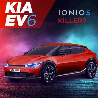 39. Kia EV6 Reveal | The Hyundai IONIQ 5 Killer?
