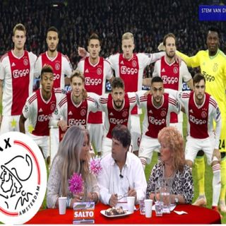 Gestolen shirt brengt nieges voor AJAX in Champions League & Moet De Stem van de Straat van SALTO af (afl.19,2019)