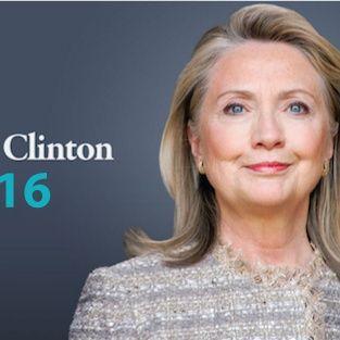 Hillary's Presidential Run and 2016 Race