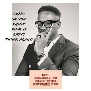 You think film making is easy? Think again!- Lagos, Nigeria.