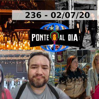 Pause Burgos | Ponte al día 236 (02/07/20)
