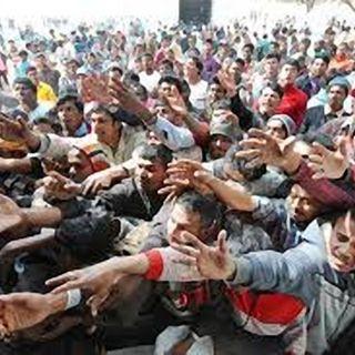 MondoRoma - RHR?  Roma Hub Rifugiati: parole senza fatti