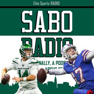 Sabo Radio 29: New York Jets' Initial 53-Man Roster, Buffalo Bills Preview