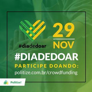 #diadedoar - precisamos do seu apoio!