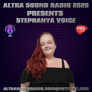 ALTRA SOUND RADIO 2020 PRESENTS WEDNESDAY NIGHT LIVE WITH STEPH VOICE