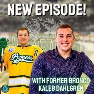 Remembering the Humboldt Broncos with Former Bronco Kaleb Dahlgren